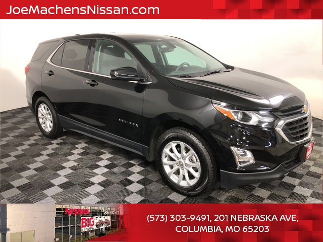 Used 2018 Chevrolet Equinox in Columbia, MO