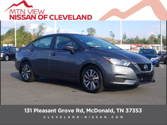 New 2020 Nissan Versa in McDonald, TN