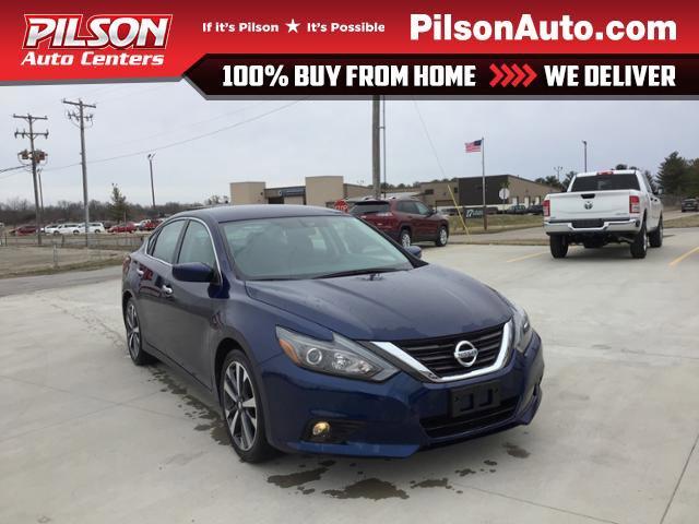 Used 2017 Nissan Altima in Mattoon, IL