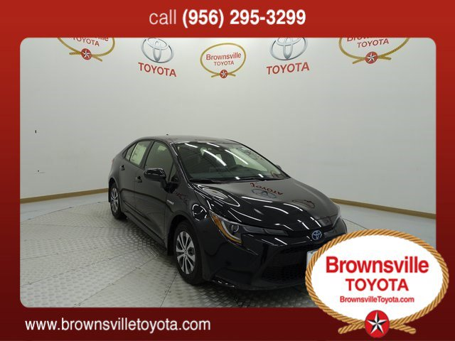 New 2020 Toyota Corolla Hybrid in Brownsville, TX