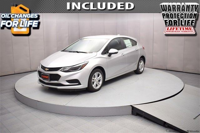 New 2018 Chevrolet Cruze in Sumner, WA