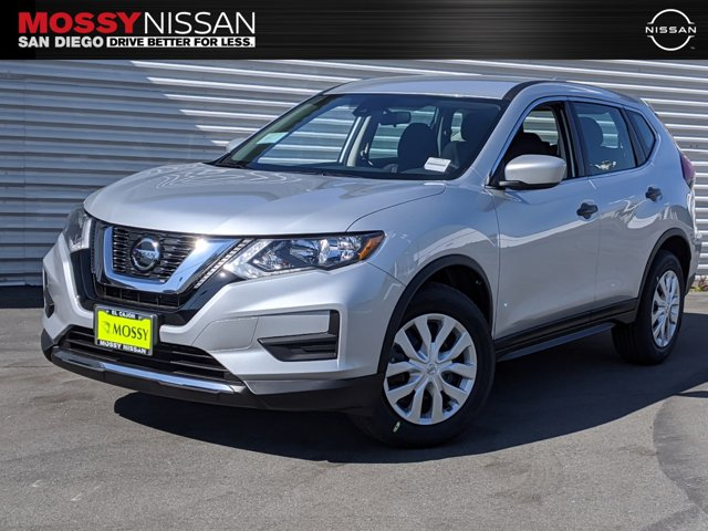2020 Nissan Rogue S FWD FWD S Regular Unleaded I-4 2.5 L/152 [5]