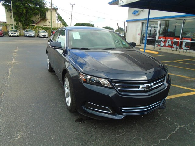 New 2017 Chevrolet Impala in Quincy, FL