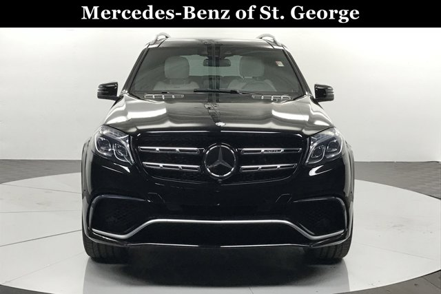 Used 2017 Mercedes-Benz GLS AMG GLS 63