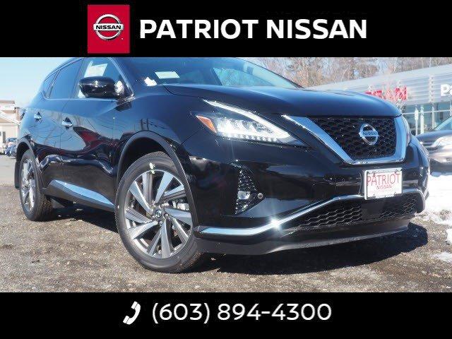 New 2020 Nissan Murano in Salem, NH
