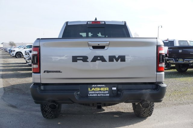 New 2020 Ram 1500 Rebel 4x2 Crew Cab 5'7 Box