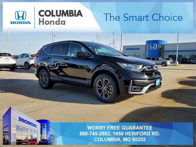 New 2020 Honda CR-V in Columbia, MO