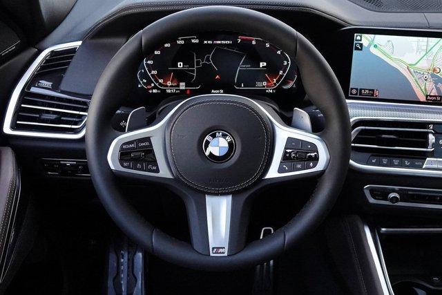 2020 BMW X6 M50i