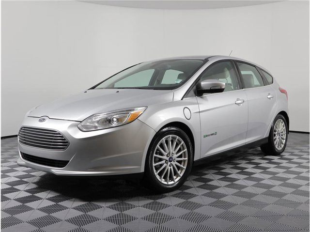 2012 Ford Focus Electric Electric Hatchback 4D