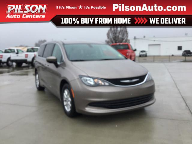 Used 2017 Chrysler Pacifica in Mattoon, IL
