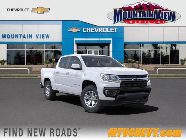 2021 Chevrolet Colorado 2WD LT 2WD Crew Cab 128″ LT Gas I4 2.5L/ [25]