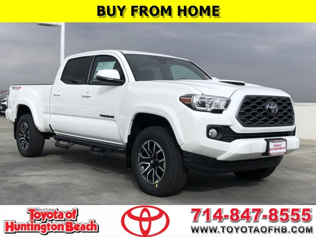 2021 Toyota Tacoma TRD Sport TRD Sport Double Cab 6′ Bed V6 AT Regular Unleaded V-6 3.5 L/211 [4]