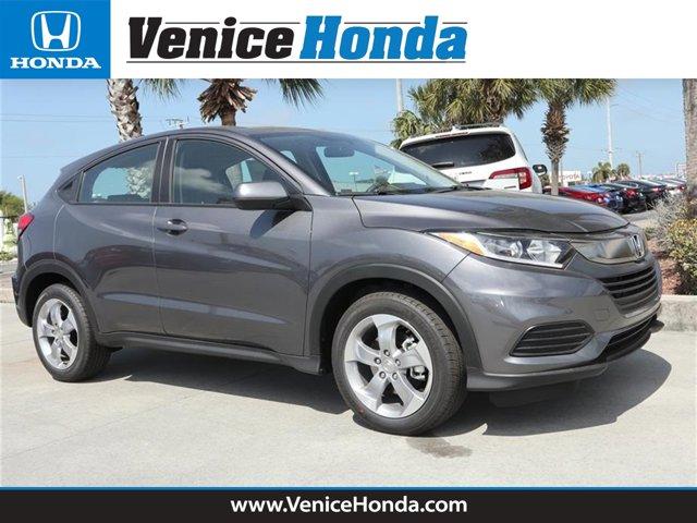 New 2020 Honda HR-V in Venice, FL