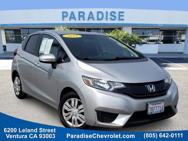 2016 Honda Fit LX 5dr HB CVT LX Regular Unleaded I-4 1.5 L/91 [1]