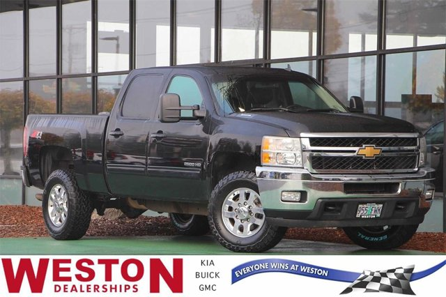 Used 2013 Chevrolet Silverado 2500HD in Gresham, OR