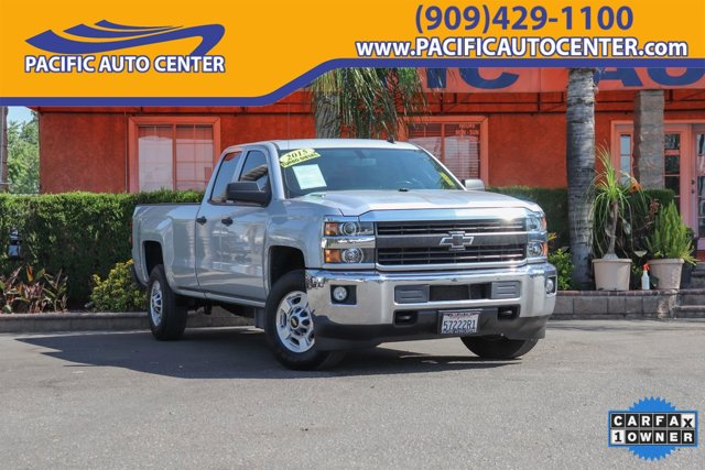 Used 2015 Chevrolet Silverado 2500HD in Fontana, CA
