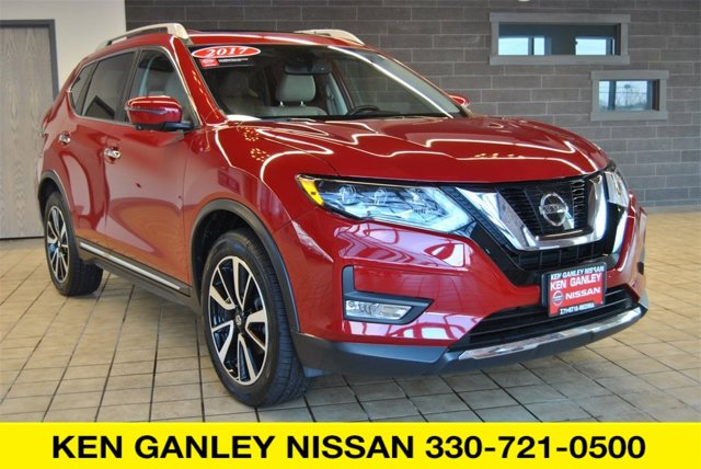 Used 2017 Nissan Rogue in Medina, OH