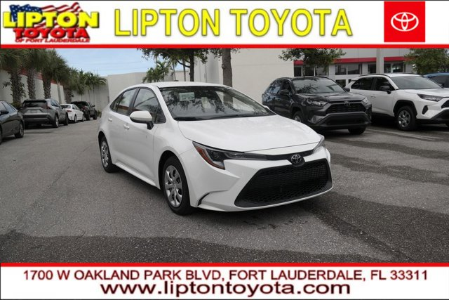 New 2020 Toyota Corolla in Ft. Lauderdale, FL