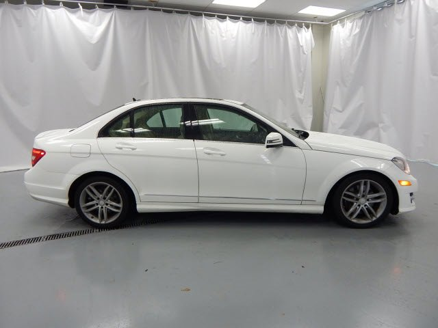 Used 2013 Mercedes-Benz C-Class in Manchester, TN