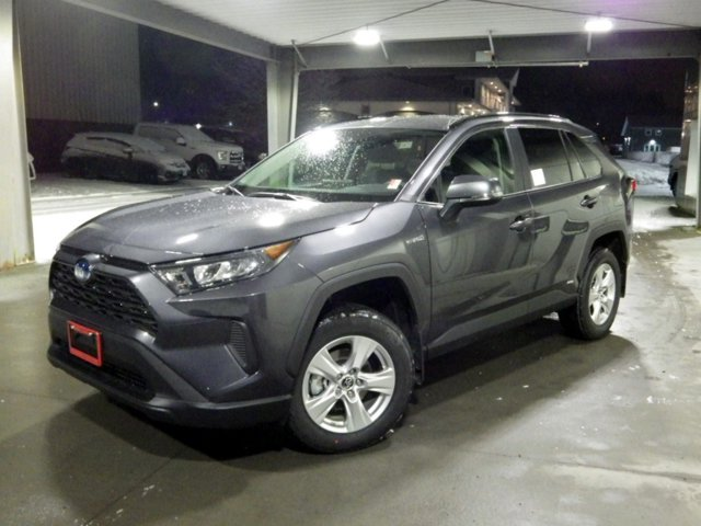 New 2020 Toyota RAV4 Hybrid in Juneau, AK