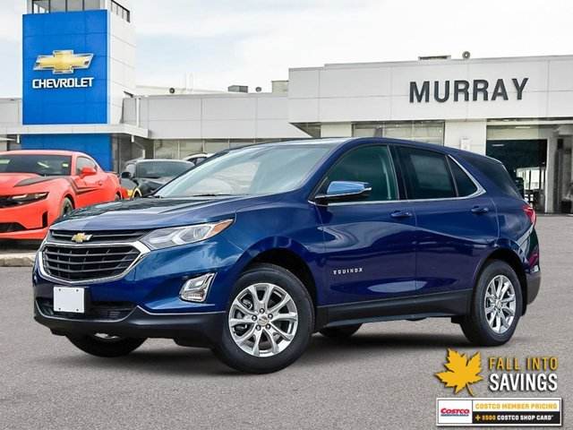 2020 Chevrolet Equinox LT AWD 4dr LT w/1LT Turbocharged Gas I4 1.5L/92 [19]