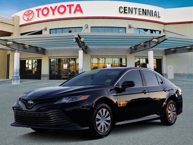 Used 2018 Toyota Camry Hybrid in Las Vegas, NV