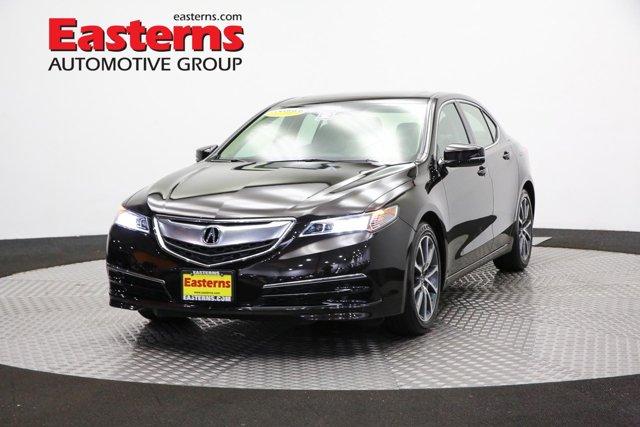 2016 Acura TLX V6 Technology 4dr Car