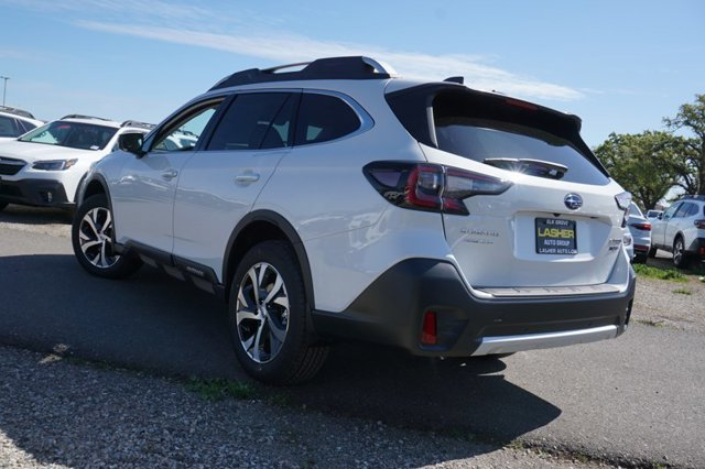 New 2020 Subaru Outback Touring CVT