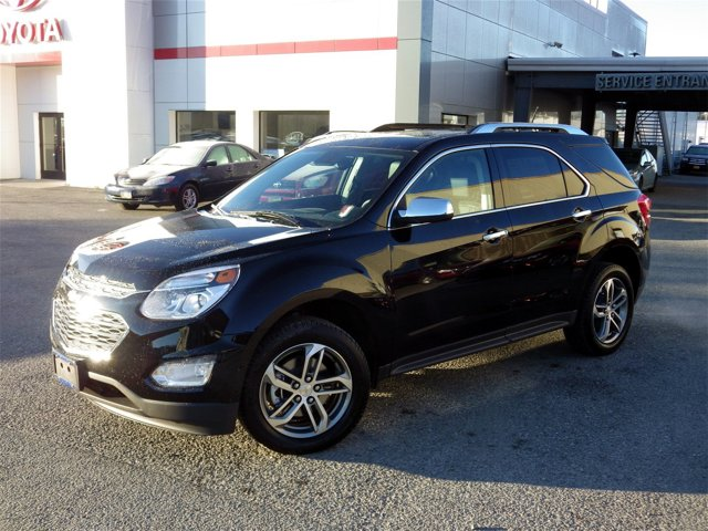 New 2017 Chevrolet Equinox AWD 4dr Premier