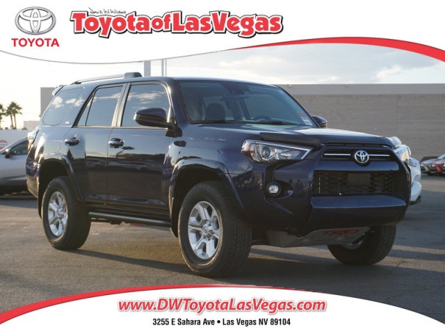 2021 Toyota 4Runner SR5 SR5 4WD Regular Unleaded V-6 4.0 L/241 [4]