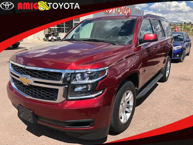 Used 2016 Chevrolet Tahoe in Gallup, NM