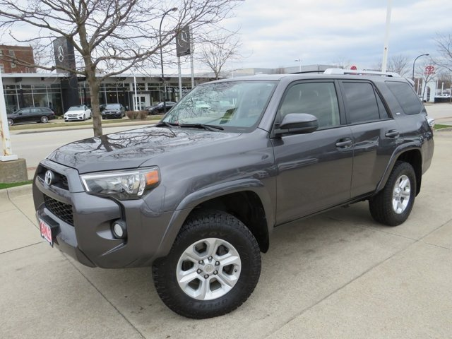 Used 2017 Toyota 4Runner in Akron, OH