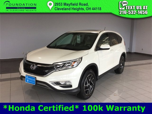 Used 2016 Honda CR-V in Cleveland Heights, OH