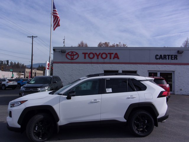 New 2020 Toyota RAV4 in Colville, WA