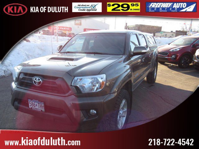 Used 2015 Toyota Tacoma in Duluth, MN