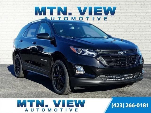New 2020 Chevrolet Equinox in Chattanooga, TN