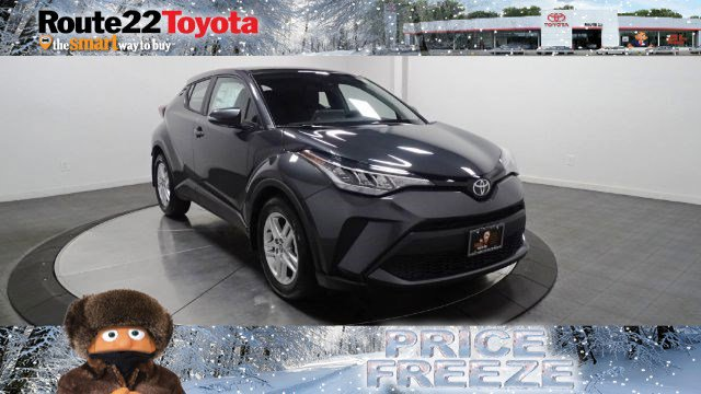 2021 Toyota C-HR LE LE FWD Regular Unleaded I-4 2.0 L/121 [9]