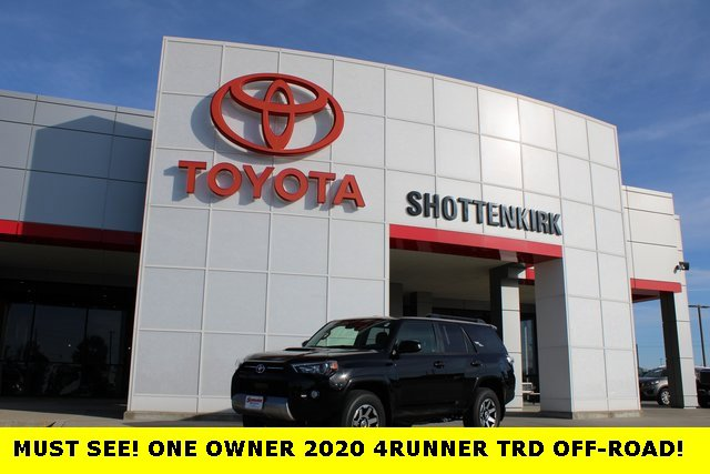 2020 Toyota 4Runner TRD Off-Road