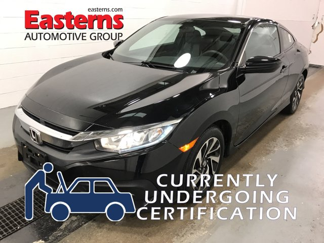 2016 Honda Civic Coupe LX 2dr Car