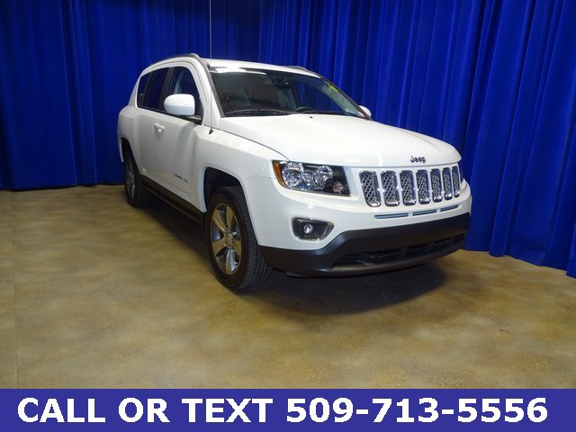 Used 2017 Jeep Compass in Pasco, WA