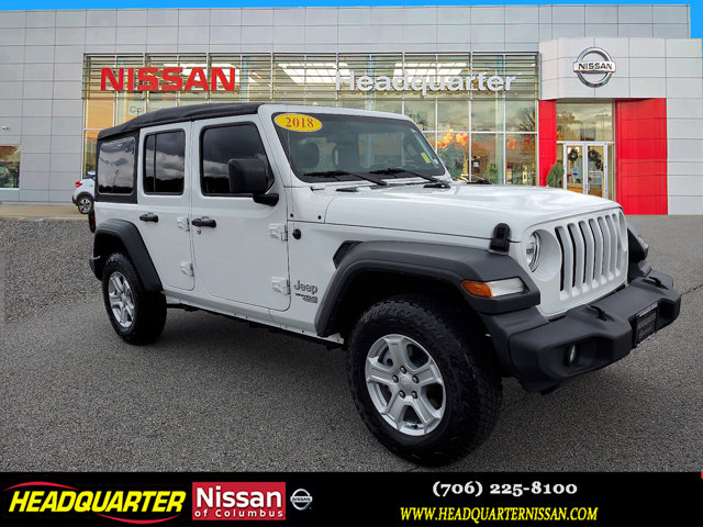 Used 2018 Jeep Wrangler Unlimited in , AL