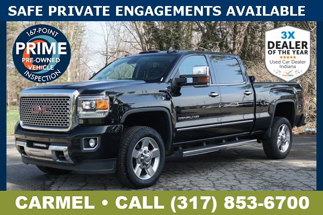 Used 2016 GMC Sierra 2500HD in Indianapolis, IN