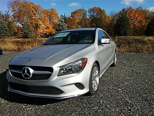 New 2017 Mercedes-Benz CLA CLA 250 4MATIC Coupe