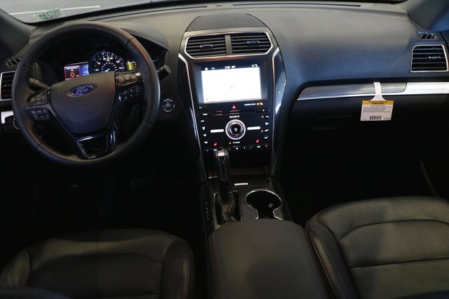 Used 2018 Ford Explorer Sport 4WD