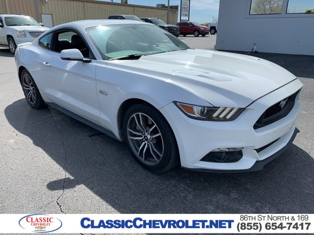 Used 2017 Ford Mustang in Owasso, OK