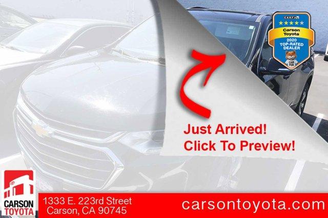 2019 Chevrolet Traverse LT Leather FWD 4dr LT Leather w/3LT Gas V6 3.6L/217 [12]