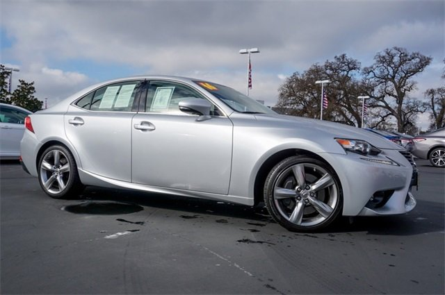 Used 2016 Lexus IS 350 4dr Sdn RWD