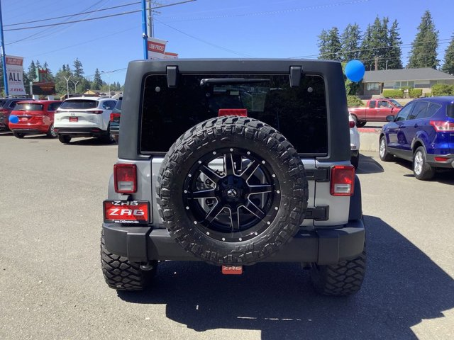 2017 Jeep Wrangler Unlimited Sport 4x4