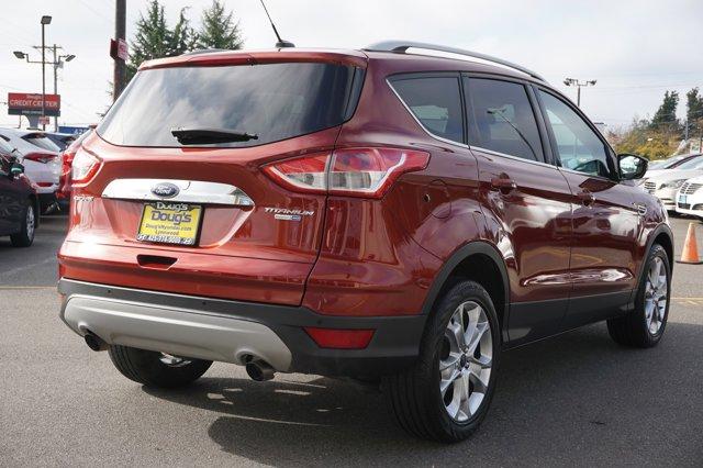 2014 Ford Escape  4WD 4dr Titanium