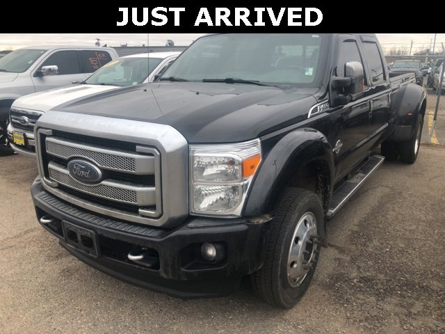 Used 2015 Ford Super Duty F-450 DRW in Fort Collins, CO